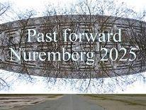 Nürnberg 2025, Vergangenheit, Zukunft, Flugobjekt