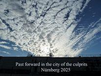 Täter, Wolken, Vergangenheit, Bewerbung