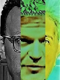 Menschen, Kopf, Mann, Synthese