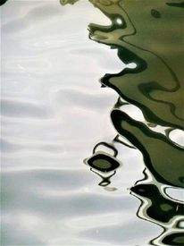 Maderno, Wasser, Spiegelung, Hafen