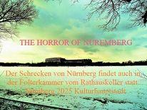 Nürnberg 2025, Horror, Bewerbung, Kulturhauptstadt