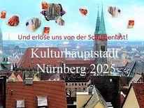 Schuldenlast, Nürnberg, Bewerbung, Kulturhauptstadt