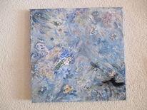 Wind, Feder, Luft, Malerei