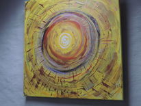 Licht, Kraftvoll, Abstrakte kunst, Kräftig