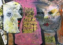 Zeichnungen, Horror, Recht, Freiheit
