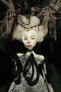 Puppe, Art doll, Avantgarde, Mode