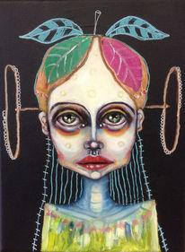 Borg, Biologie, Portrait, Kleines format
