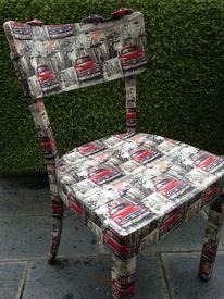 Stuhl, Kunsthandwerk