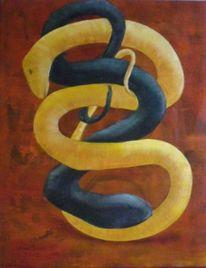 Unendlich zeichen, Schlange, Unendlichkeit, Liebe
