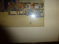 Malerei, Signatur