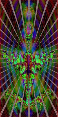 Geist, Abstrakt, Digitale kunst