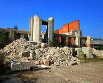 Modern, Stadt, Ruine, Industriell