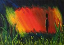 Malerei, Surreal, Ausblick
