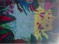 Malerei, Paradies