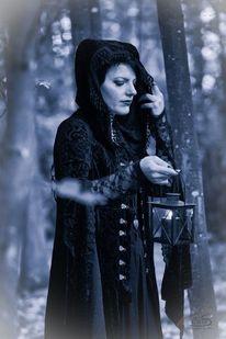 Düster, Gothik, Schwarz, Mystik