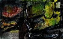 Digital, Natur modern, Digitale kunst, Abstrakt