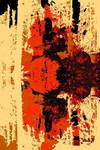 Atmosphäre, Abstrakt, Modern, Farben