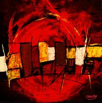Digital, Abstrakt, Stadt, Digitale kunst