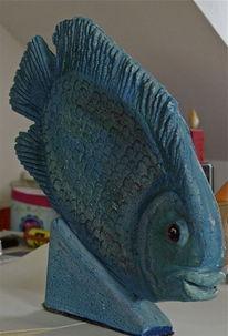 Malerei, Fisch