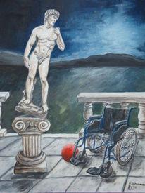 Acrylmalerei, Malerei, Surreal, Gesundheit