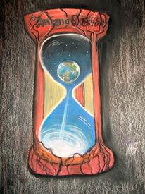 Erde, Anfang, Ende, Zeit
