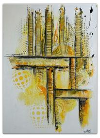 Acrylmalerei, Modern, Abstrakte kunst, Malen