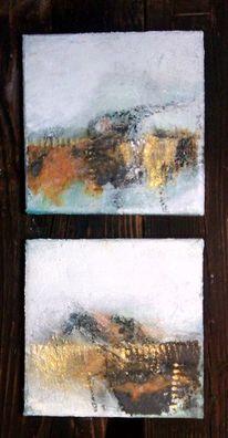Weiß, Struktur, Malerei,