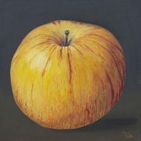 Alte apfelsorte, Apfel, Mit stil, Realismus
