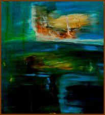 Ölmalerei, Acrylmalerei, Mischtechnik, Malerei