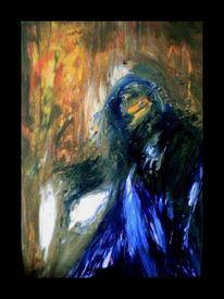 Ölmalerei, Lear, Shakespeare, Malerei