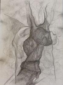 Symbolismus, Zeichnungen, Arena