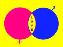 Digitale kunst, Liebe