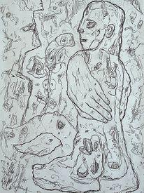 Befindlichkeit, Zeichnung, Ausdruck, Zeichnungen