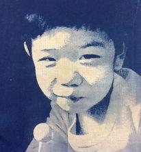 Fotografie, Schatten, Kinder, Zeitgenössische kunst