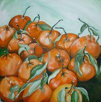 Früchte, Obst, Winter, Clementinen