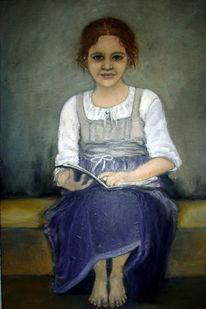 Malerei, Buch,