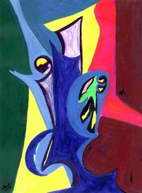 Symbol, Blau, Fantasie, Formen