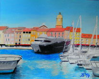 Tropez, Südfrankreich, Hafen, Cote dazur