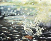 Tropfen, Nass, Realismus, Wasser
