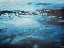 Wasserspiegel, Wasser, Realismus, Wasseroberfläche