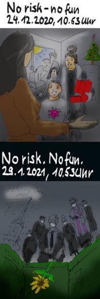 Risiko, Krankheit, Corona, Bestattung