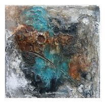 Acrylmalerei, Granulat, Firnis, Aquarellmalerei