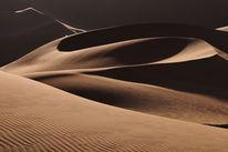 Sand, Dünen, Struktur, Wüste