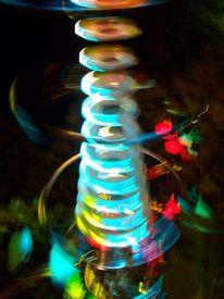 Ufos, Spirale, Gegenwart, Leuchtend