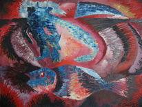 Ölfarben, Malerei