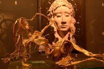 Realismus, Historie, Leinwanddruck, Skulptur