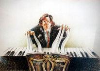 Konzert, Flügel, Surreal, Sonate