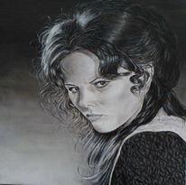 Menschen, Porträt öl malerei, Malerei, Ölmalerei