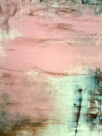 Blau, Landschaft, Rosa, Rost