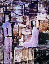 Malerei, Stille, Betrachtung